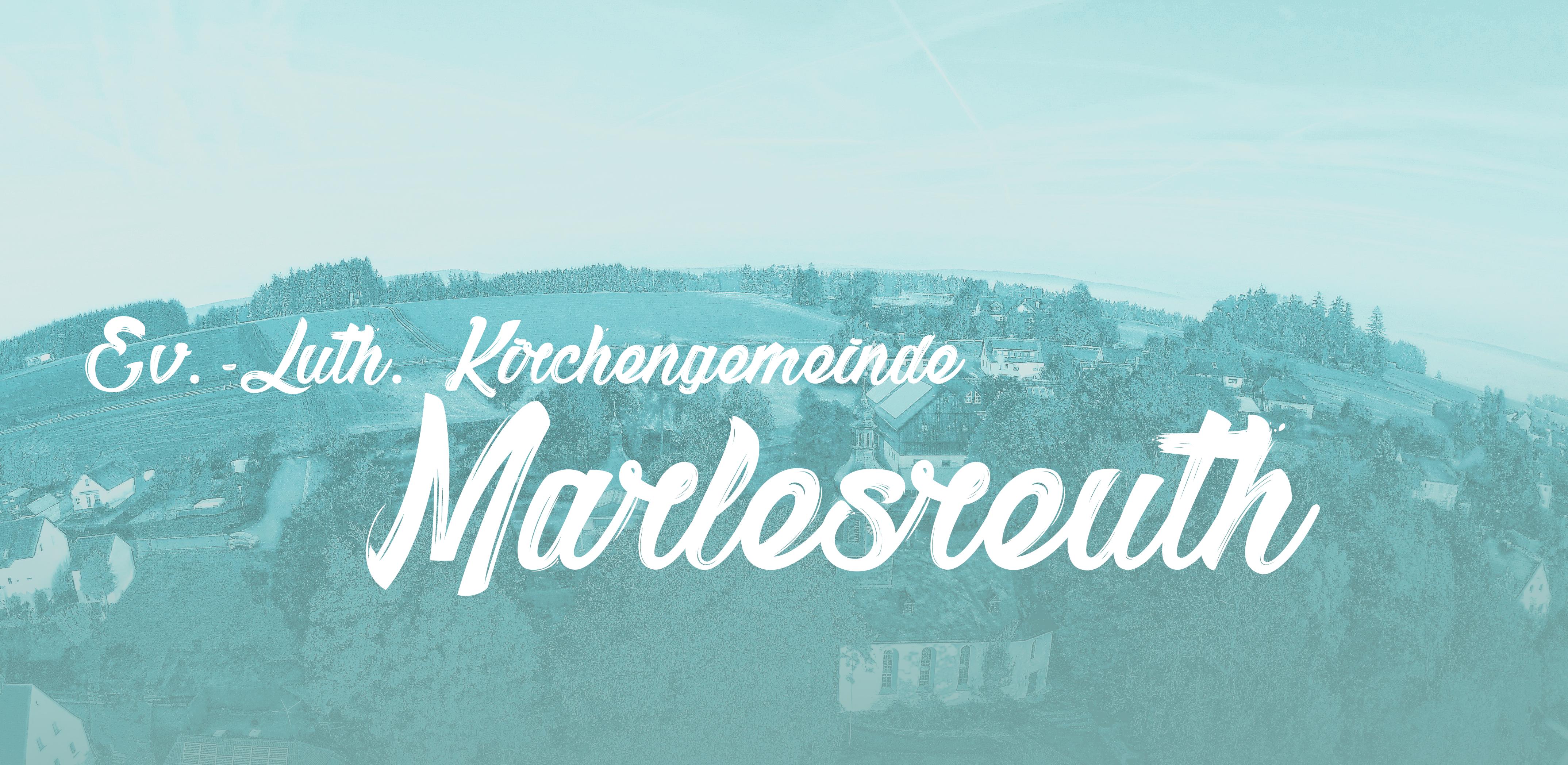 Jesus liebt Marlesreuth